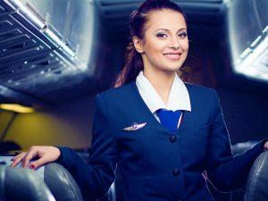 Интервью со стюардессой