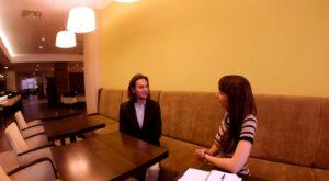 Интервью с Виктором Андреевым. Массажист